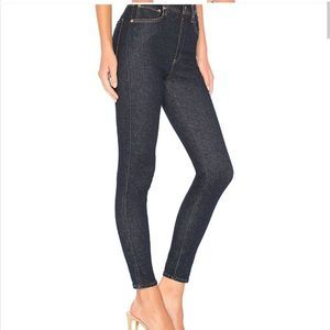 Agolde Roxanne super high-rise skinny jeans